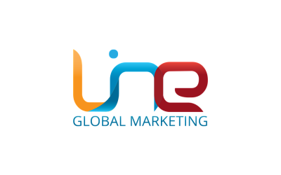 Line Global Marketing Logo